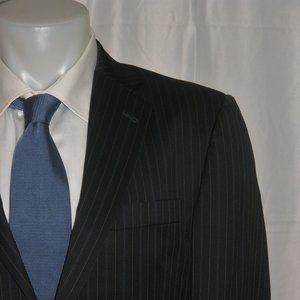 Burberry London Bond Street Two Button Suit 40L